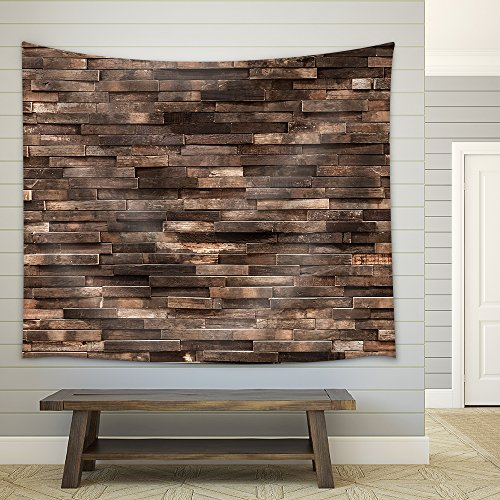 Decorative Wooden Wall Background Texture Natural Wallpaper Pattern Fabric Wall