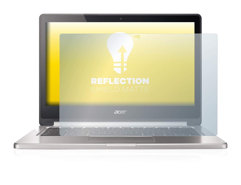 Anti-Fingerprint Entspiegelt upscreen Matt Schutzfolie f/ür Acer Chromebook R13 Anti-Reflex