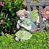 Cheap Miniature Garden Fairy Bliss