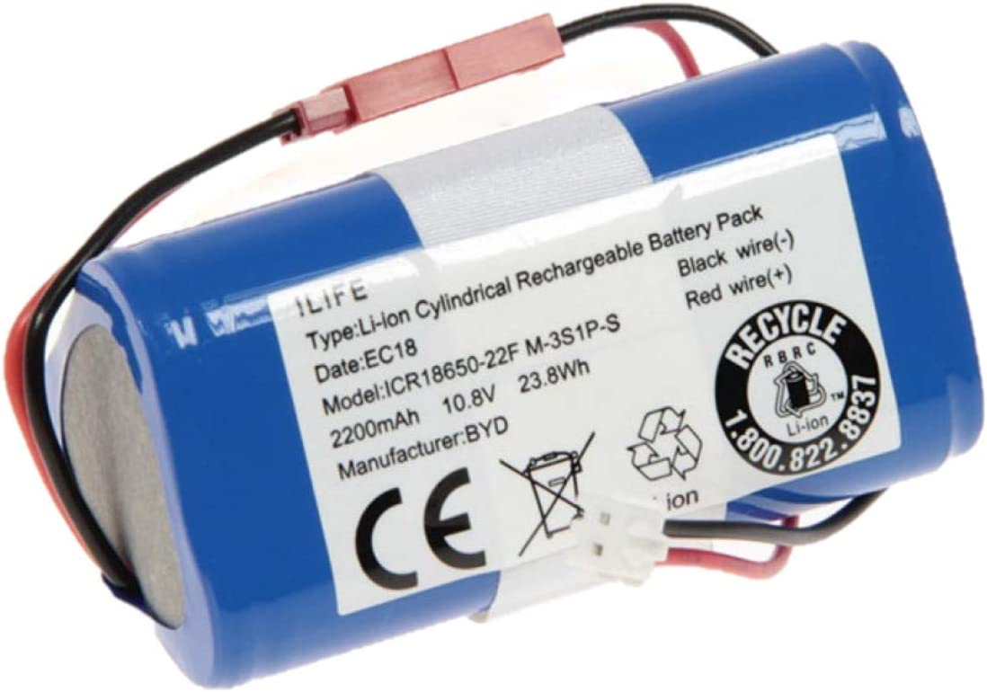 Batería original robot aspirador Ariete 2713 Pro Evolution - AT5186022400: Amazon.es: Hogar