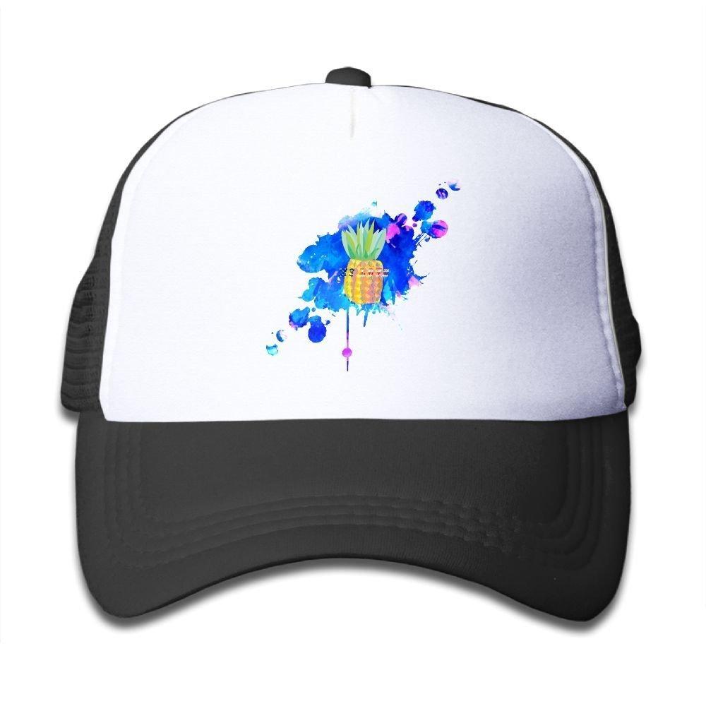 HXXUAN Baseball Hats Tiger Head Snapback Sandwich Cap Adjustable Peaked Trucker Cap