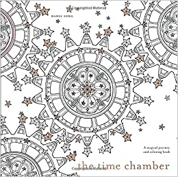 the time chamber a magical story and coloring book time adult coloring books daria song 9781607749615 amazoncom books
