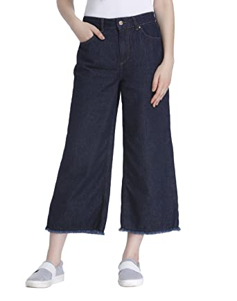 Womens Onlbianca Hw Culotte DNM Rea Jeans Only 7qDSf5