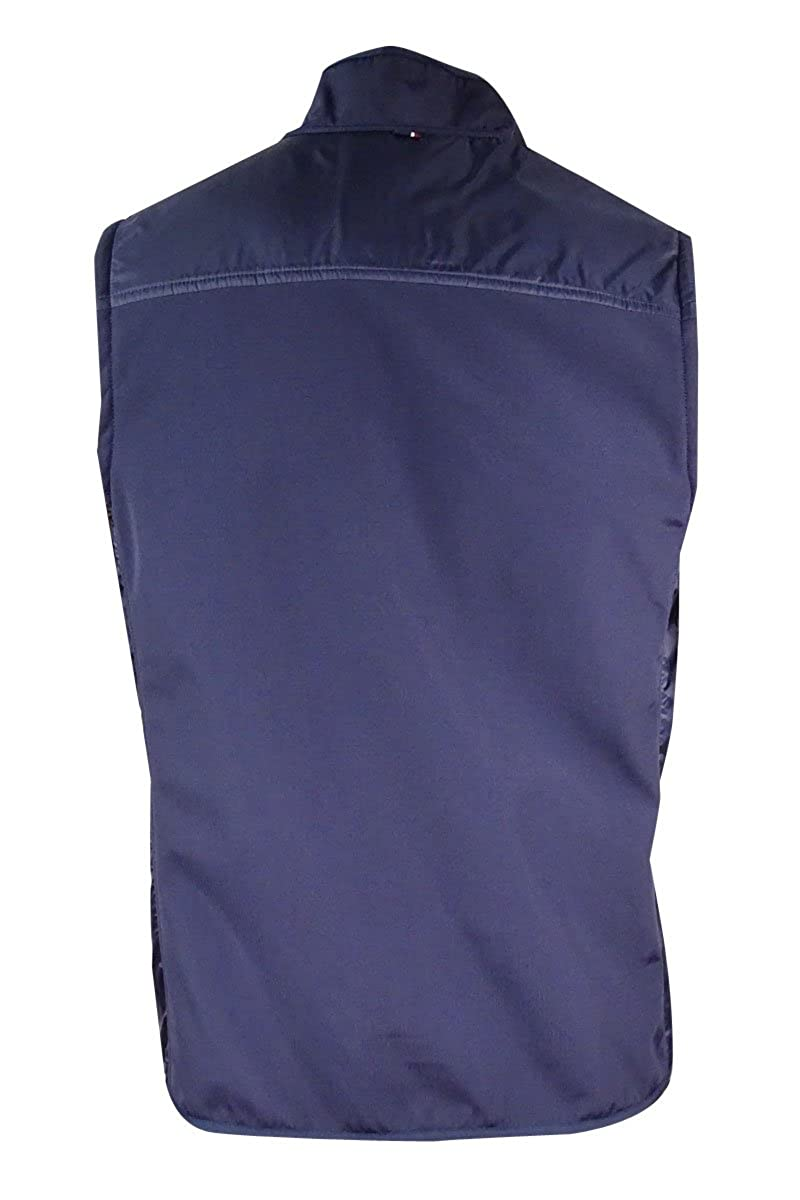 1e416fc4 Tommy Hilfiger Men's Competitor Vest (Small, Navy Blue) at Amazon Men's  Clothing store: