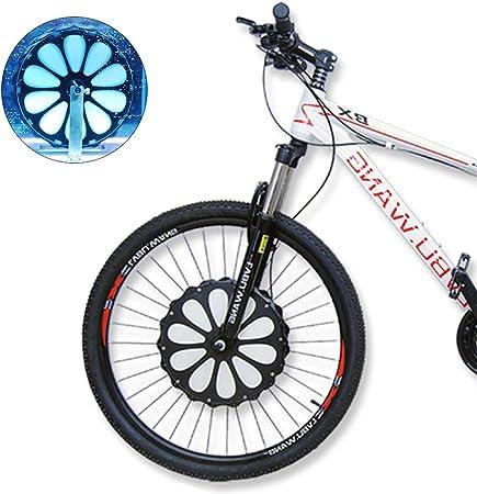 Rueda Delantera Kit de conversión, para Bicicleta de montaña Modificado Kit eléctrico App Controlador Inteligente Precursor de los 16