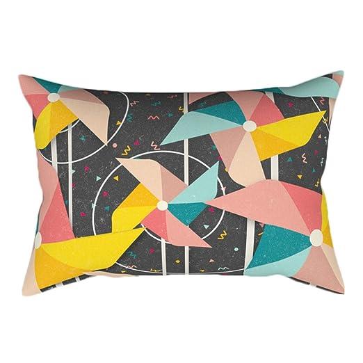 Steellwingsf - Funda de cojín para sofá o cama, diseño de ...