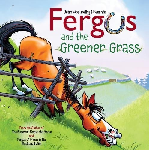 Fergus and the Greener Grass by Trafalgar Square Books