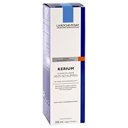 Roche posay kerium Crema Champú piel seca 200 ml