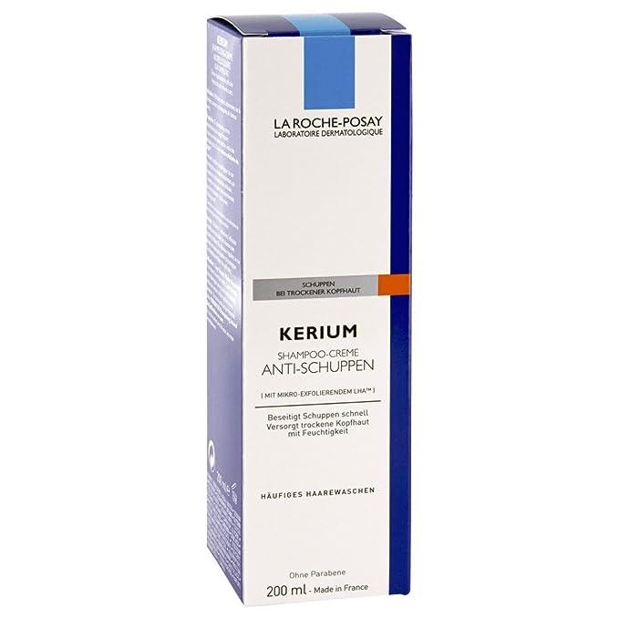 Roche posay kerium Crema Champú piel seca 200 ml: Amazon.es ...