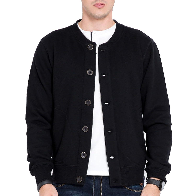 Spring Section, Plus Velvet Men, Knitted Cardigan, Jacket Sweater, Multi-size, Multi-color