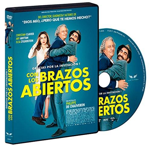 Con Los Brazos Abiertos [DVD]