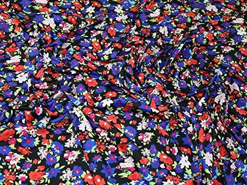 Slinky Tissu Jersey-Vendu par Mètre