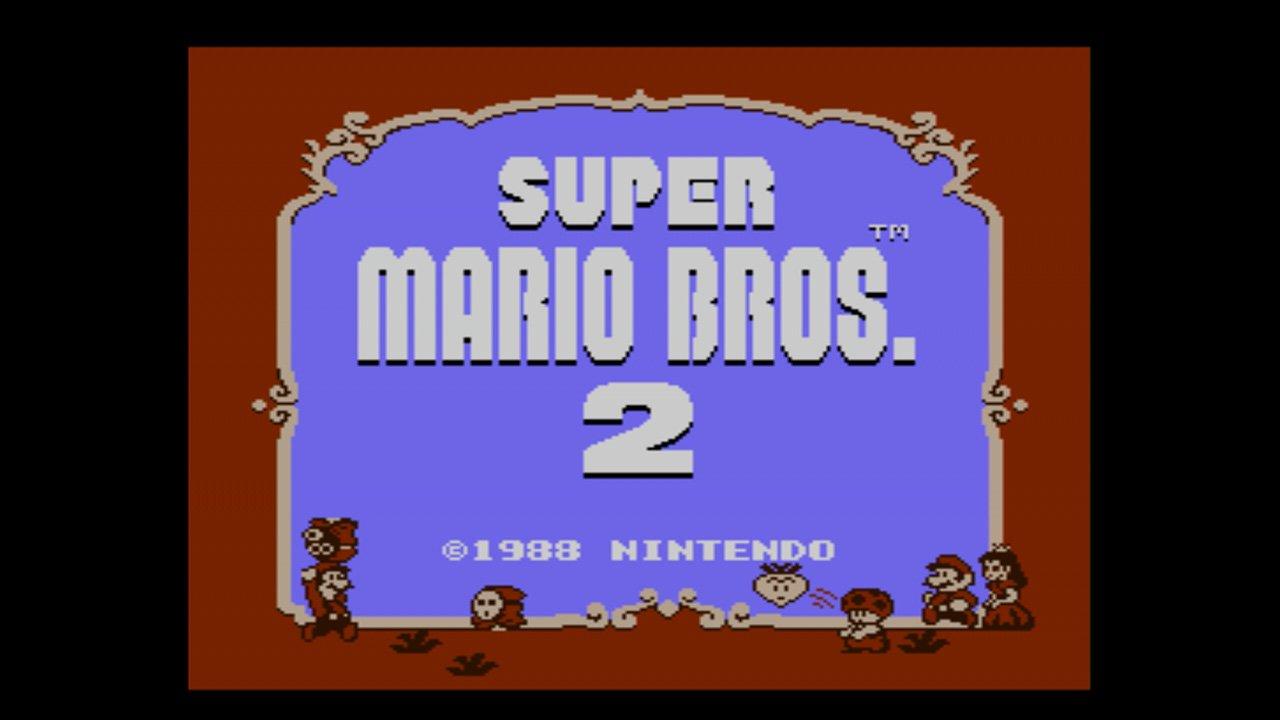 Amazon Com Super Mario Bros 2 Wii U Digital Code Video Games
