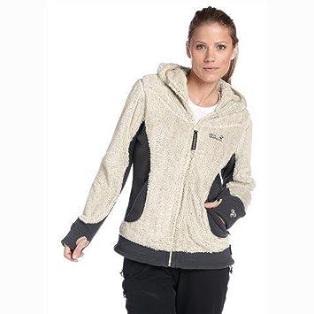 new release cute cheap info for Jack Wolfskin Kodiak Jacket Women Lamb Fleece XS: Amazon.co ...