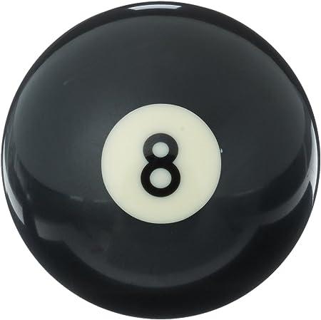 ClubKing Ltd - Bola n.º 8 de billar (5 cm): Amazon.es: Deportes y ...