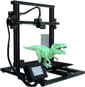 Impresora 3D TRONXY XY-3 con nivelador automático de impresoras 3D ...