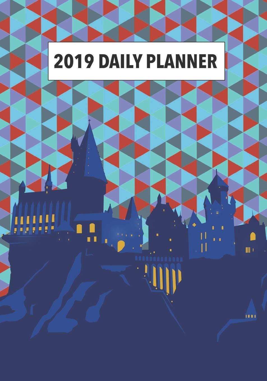 Amazon.com: Hogwarts 2019 Daily Planner: Monthly Organiser ...