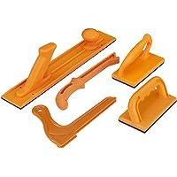 Powertec 71009seguridad Push Bloque y Stick paquete, 5piezas