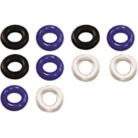 Eforstore Hot Sales Male Dream Essentials Crazy 10 Pcs Waterproof Silicone Cockrings Penis Ring Cock-ring Delay Control