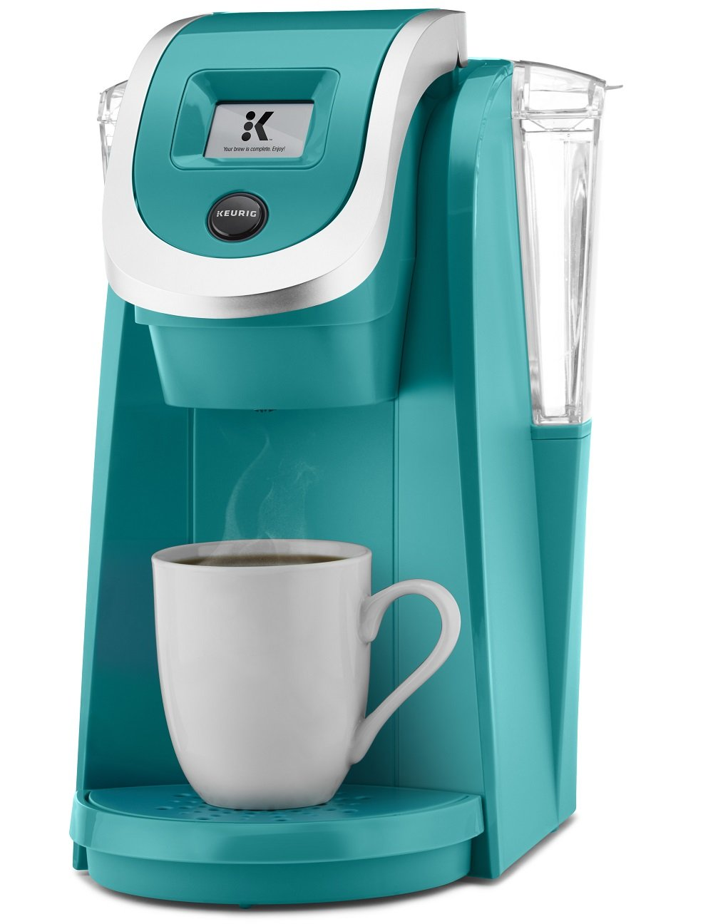 Keurig K250 Single Serve, Programmable K-Cup Pod Coffee Maker with strength control, Turquoise by Keurig (Image #2)