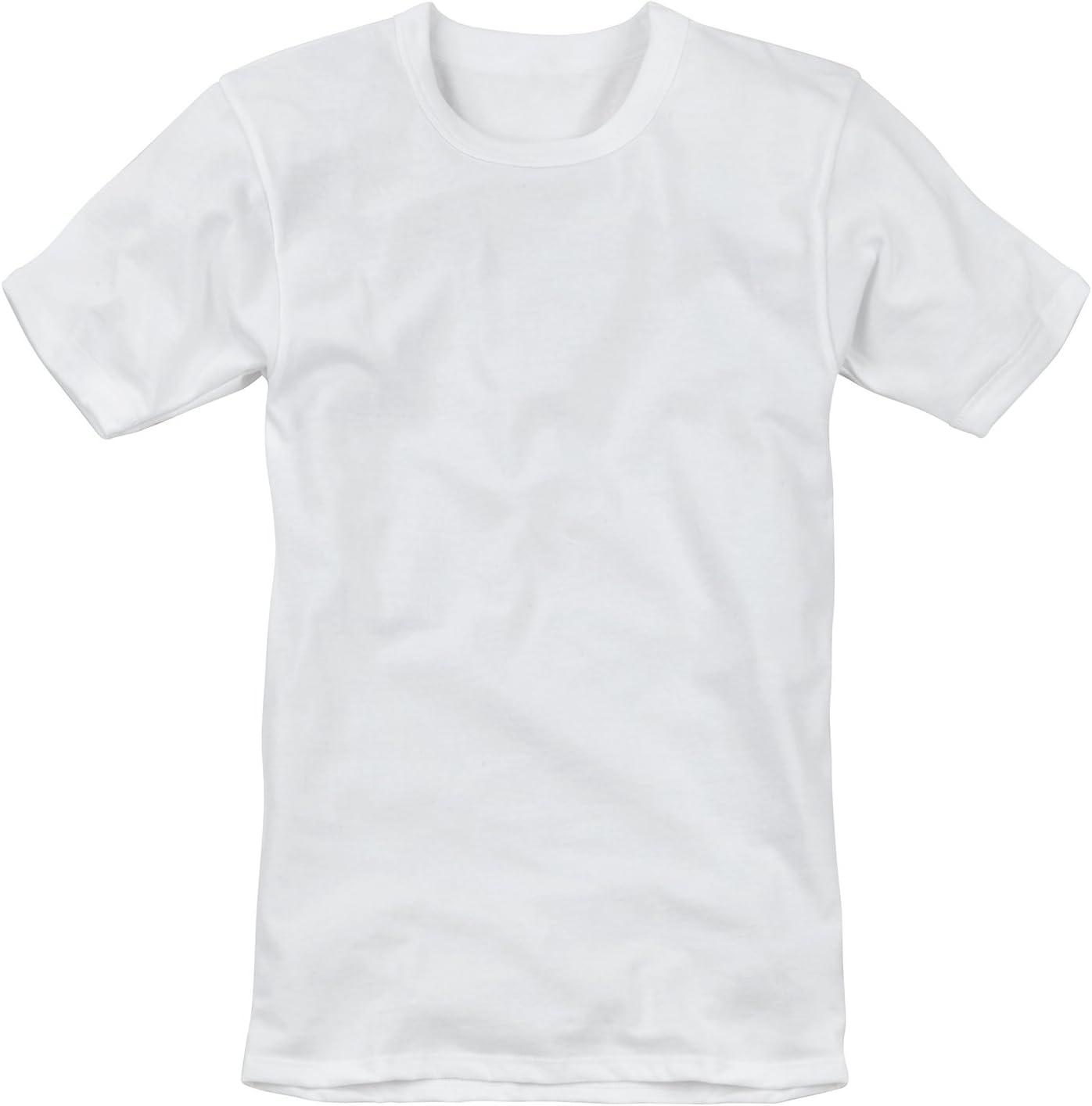 normani® BW-Freizeit T-Shirt in vers Farben und Größen 100 /% Baumwolle