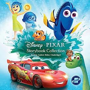 Disney*Pixar Storybook Collection Audiobook