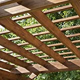 Backyard Discovery 12' by 10' Cedar Pergola
