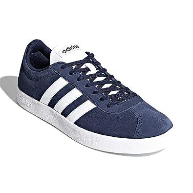 Tênis Masculino Adidas VL Court 2.0  Amazon.com.br  Amazon Moda 27c33cd750b53
