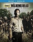 The Walking Dead: Season 4 Lenticular BD+UV [Blu-ray]