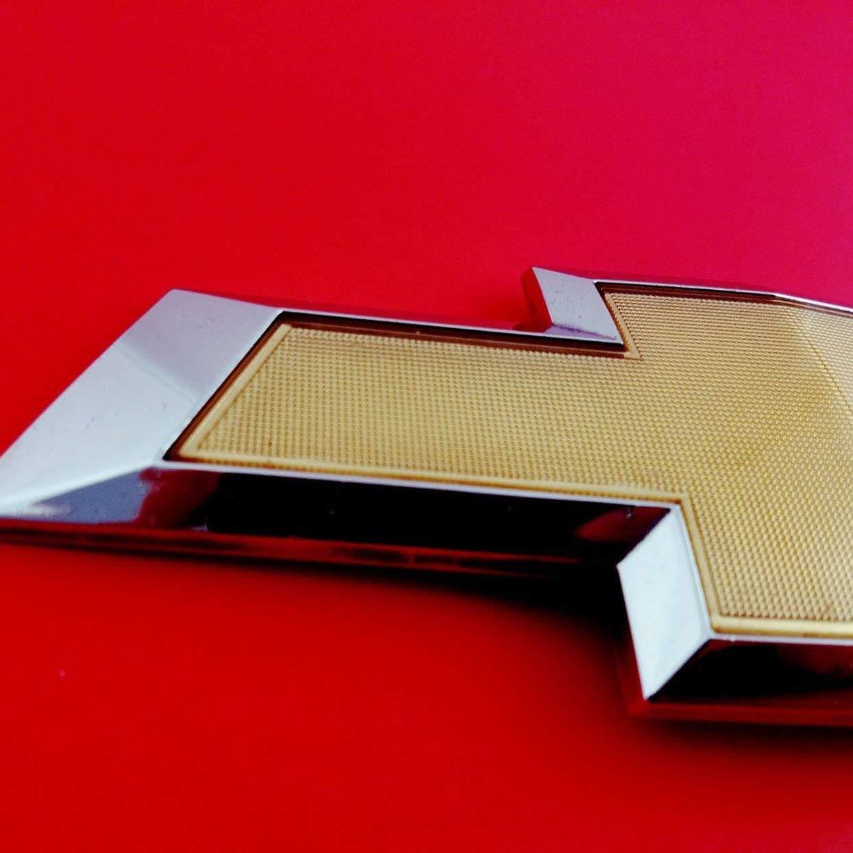 Tree-on-Life Chrome Logo Sign 3D Auto Auto Kofferraum Emblem Abzeichen Selbstklebende Typenschild f/ür Chevrolet Cruze Autozubeh/ör