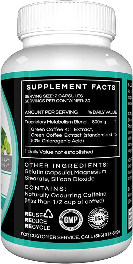 Amazon.com: Fitoru - Extracto de granos de café verde ...