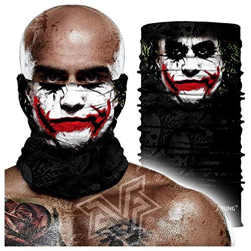 Skull Face Mask Bandanas