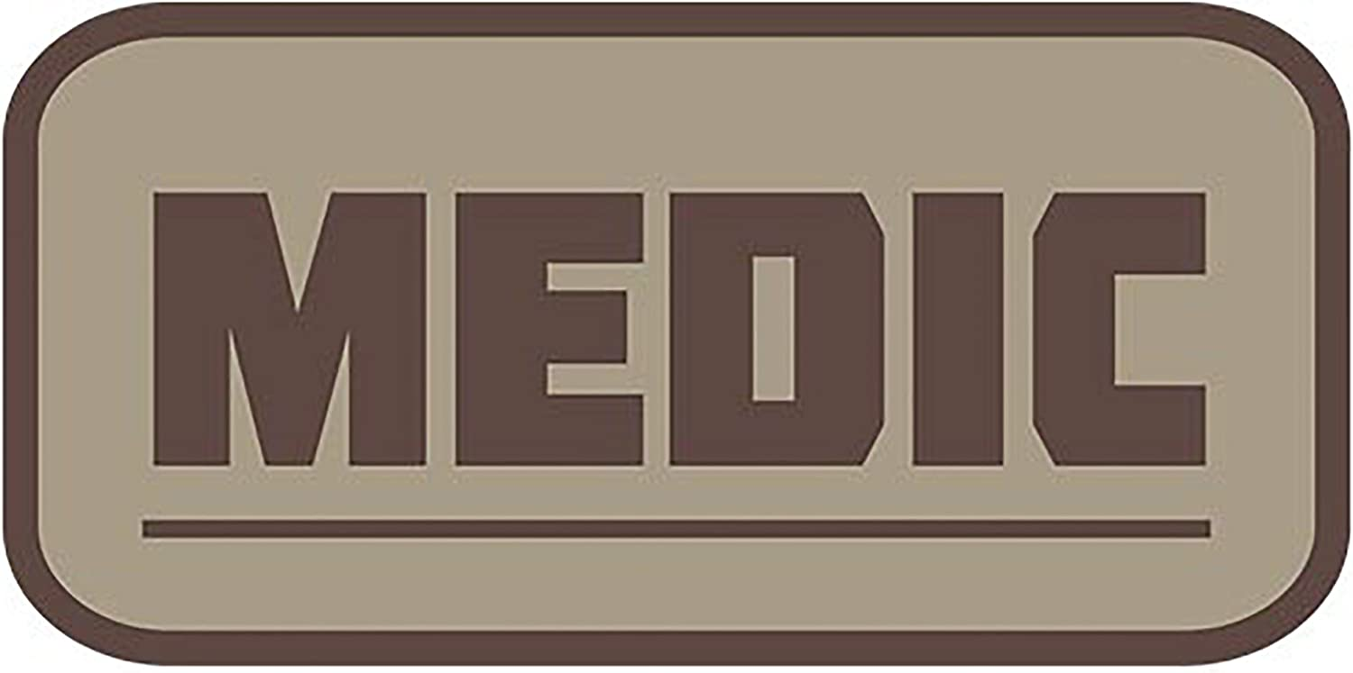Fox Outdoor Products 32 Medical & Morale Patches, Khaki