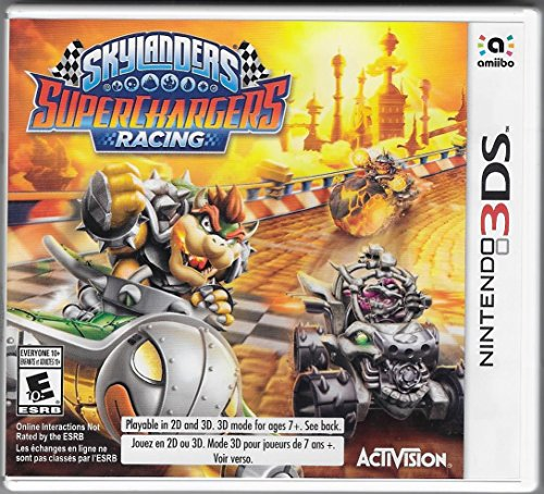 Skylanders Superchargers Standalone Game Only for 3DS