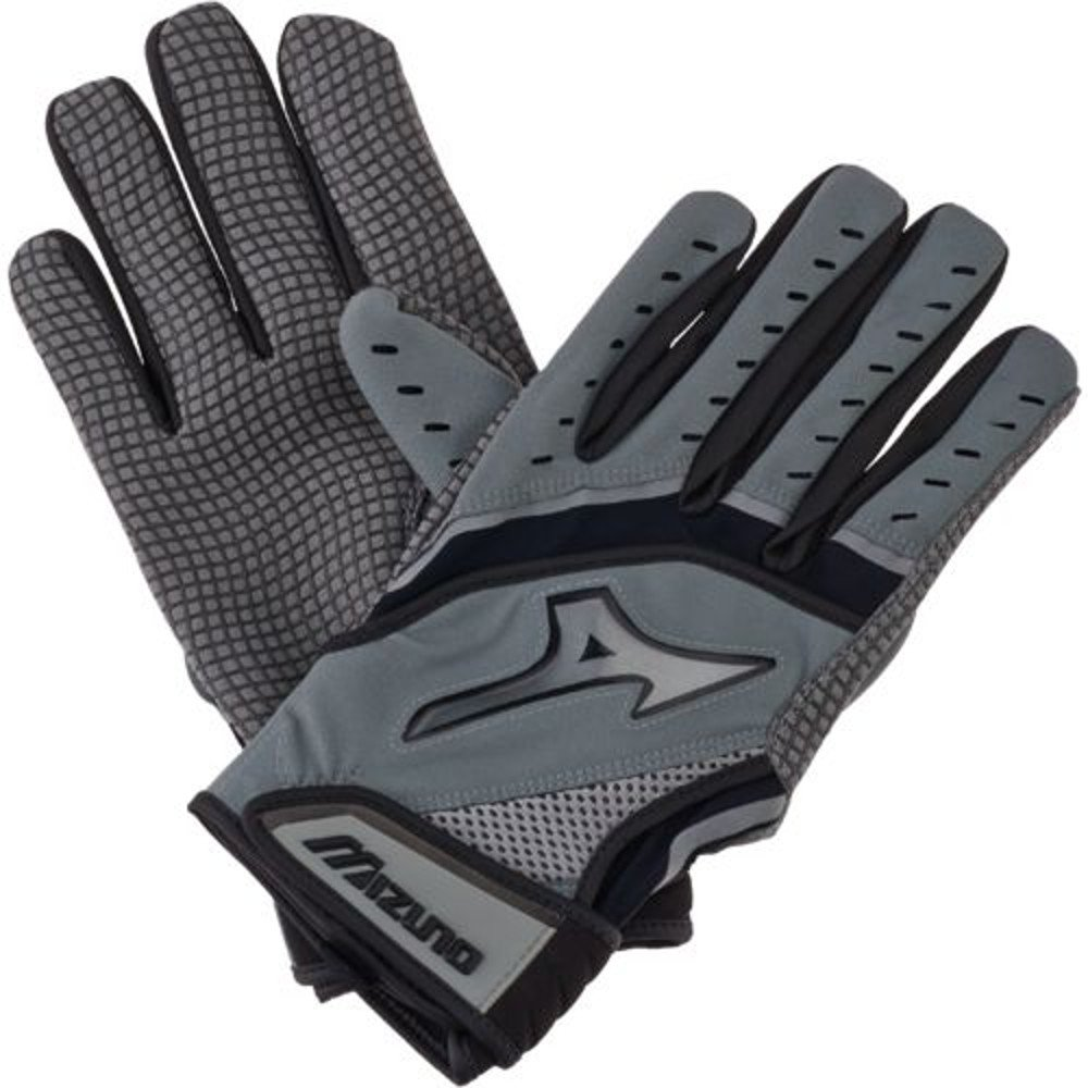 Mizuno Techfireスイッチバッティング手袋(グレー – Sサイズ) B0194401SS