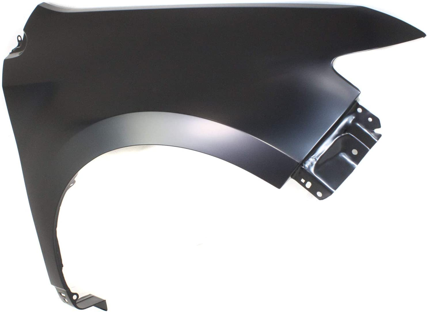 Front Fender Compatible with 2007-2010 Ford Edge Steel Passenger Side