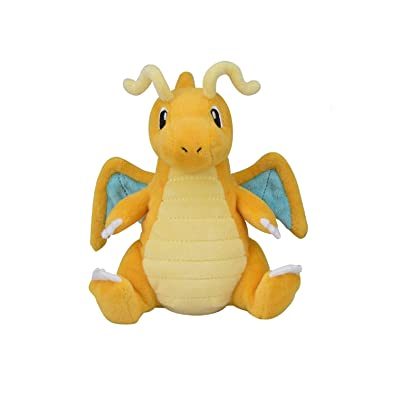 Pokemon Center Original Plush Doll fit Dragonite 713: Toys & Games