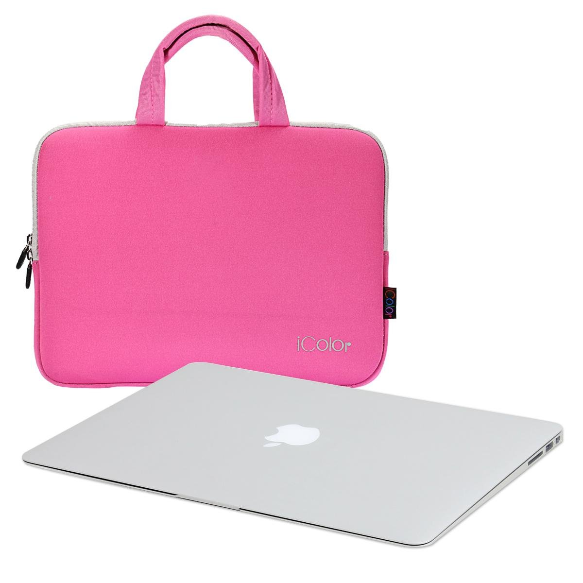 ASUS 16.5 17 17.3 Laptop PC IHB17-10 Dell HP iColor Starfish 16 16.5 17 17.3 Netbook // Laptop Ultra-Portable Neoprene Sleeve Carrying Case Briefcase Handle Bag Pouch Tote for Apple MacBook Pro Toshiba Samsung Acer Lenovo