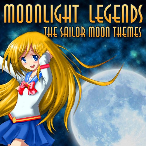 moonlight legends the sailor moon themes by the evolved on amazon