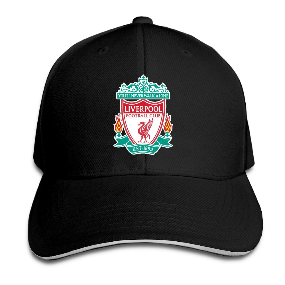 Liverpool Fc Official Football Men's Flex Baseball Cap Budontf