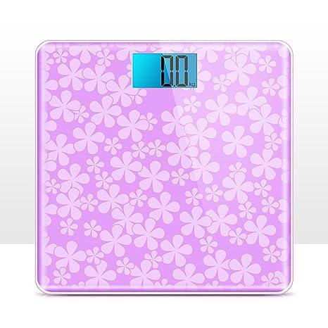 Scales Básculas Electrónicas Báscula De Pesaje Báscula De Pesaje Básculas De Pesas Domésticas Básculas Redondas LCD