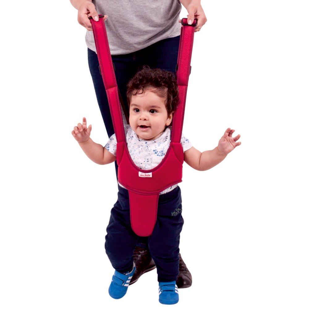 Sevibaby ROT Baby Lauflernhilfe Walk Walking Aid Gehhilfe Gehfrei Laufhilfe 688