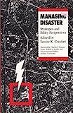 Managing Disaster 9780822308164