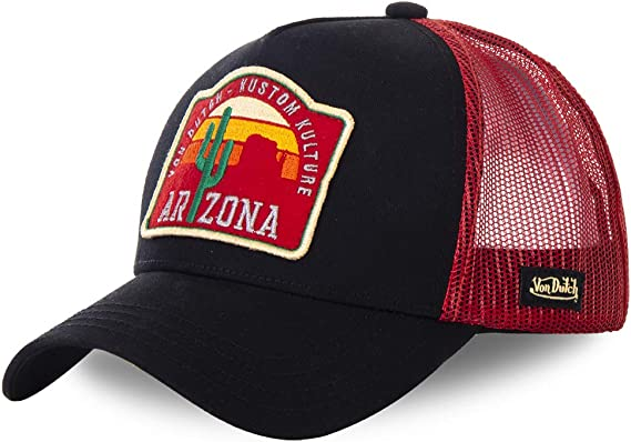 Von Dutch Gorra de béisbol Trucker para Hombre (Arizona): Amazon ...