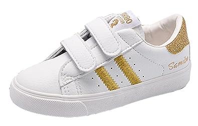 De Paillettes Vecjunia Fille Garçon Broderie Spécial Chaussures pcnqY0Fqr