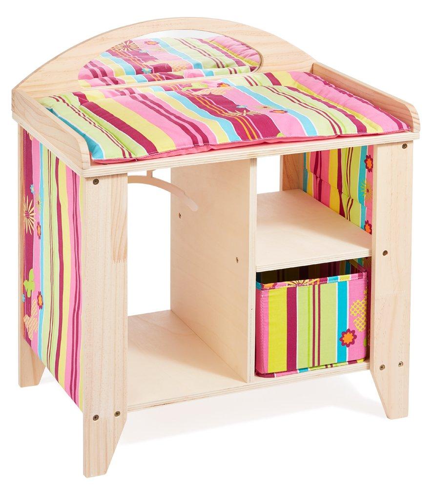 Howa - Table à Langer poupées Butterfly 27401