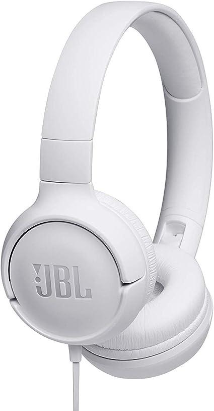 JBL Tune500 - Auriculares supraaurales de cable y control remoto ...