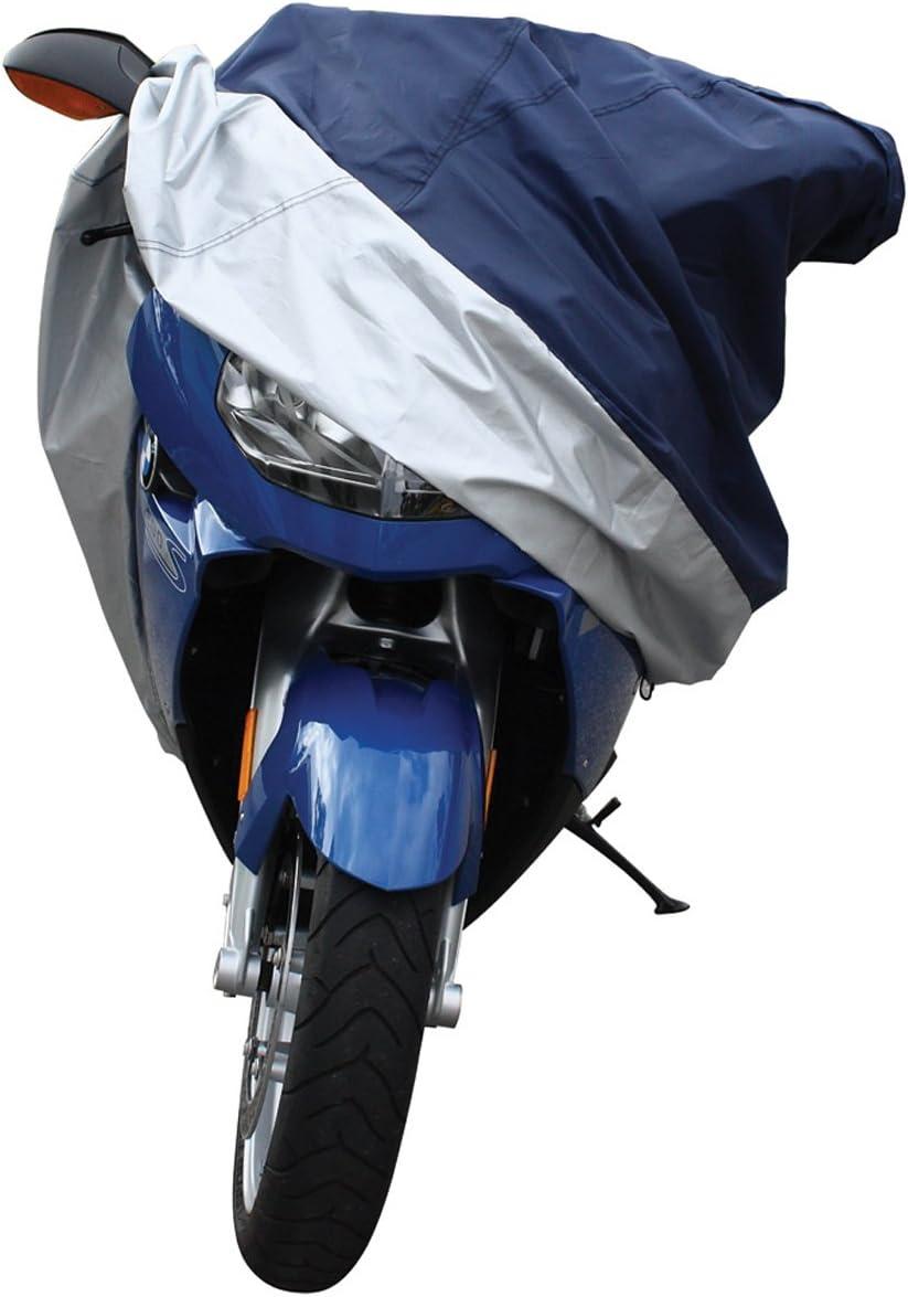 PILOT Automotive CC-6334 Blue/Silver X-Large Motorcycle Covers