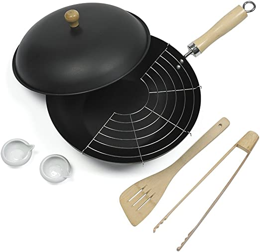 9 Inch Reversible Size for Kitchen Use Wok Ring stainless steel Wok Rack