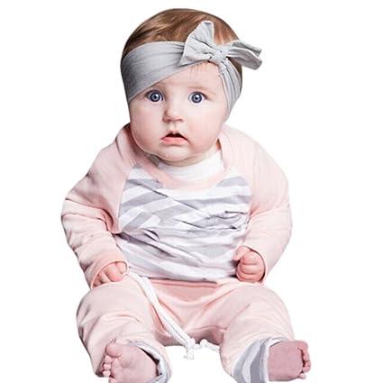 df184f48b9b1fa completi bimba 18 mesi primavera vestiti bambine bambine vestito neonato  cerimonia pantaloni bambina neonata: Amazon.it: Prima infanzia